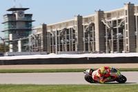 Rossi auf der Ducati 2012 in Indy: drei Podestplätze in zwei Jahren