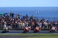 Tiefblauer Ozean und spektakuläre Rennen – das ist Phillip Island