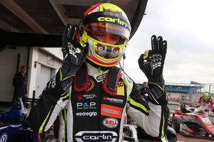 Lando Norris sicherte sich den ersten F3-EM-Sieg der Saison