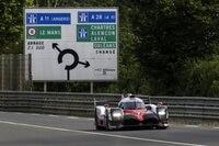Favorit für Le Mans 2017: Der Toyota TS050 Hybrid