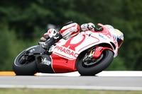 2009 fuhr Niccolò Canepa schon einmal MotoGP, damals für Pramac Ducati