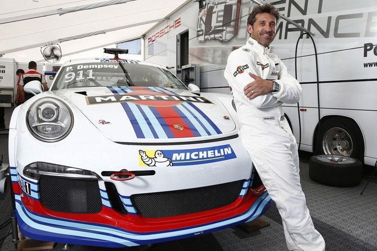 Ennstal Classic Mit Mark Webber Und Patrick Dempseyformel 1 Speedweek
