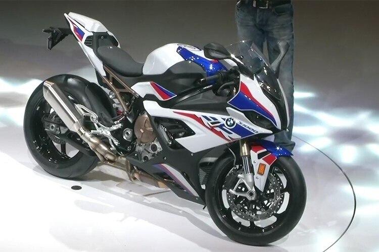 Das Ist Die Neue Bmw S1000rr Von Reiti Und Sykessuperbike Wm Speedweek