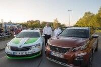 Skoda und Peugeot wollen helfen