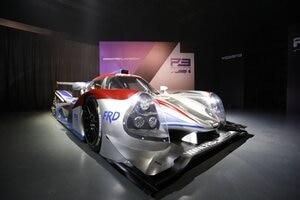 Ein Ligier JS P3