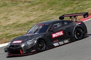 So sieht der neue Nissan GT-R NISMO GT3 aus