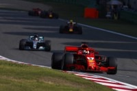 Vettel vor Hamilton in China