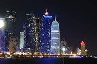 Politisch isoliert: Die Metropole Katar