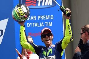 Valentino Rossi feiert am 16. Februar seinen 37. Geburtstag