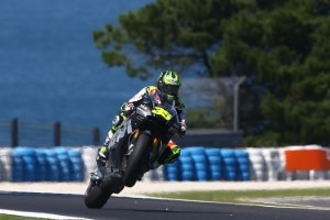 Cal Crutchlow beim MotoGP-Test auf Phillip Island