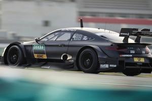 Mercedes absolvierte in Portimao 448 Runden