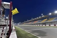 Der Losail Circuit in Doha/Katar