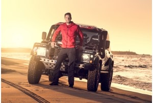 Marcus Walcher startet bei der Rallye Dakar 2018