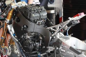 Cosworth hilft Honda seit vielen Jahren in der Superbike-WM