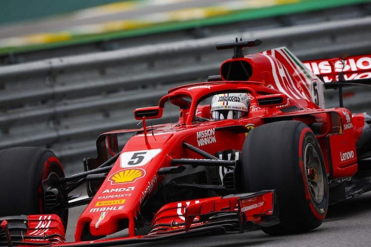 Sebastian Vettel Die Waagen Rechnung Kommt Nochformel 1 Speedweek