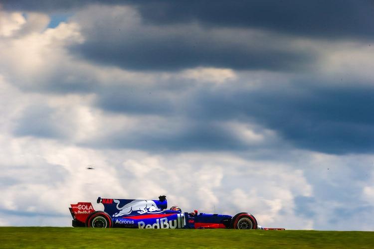 Toro Rosso über Renault empört