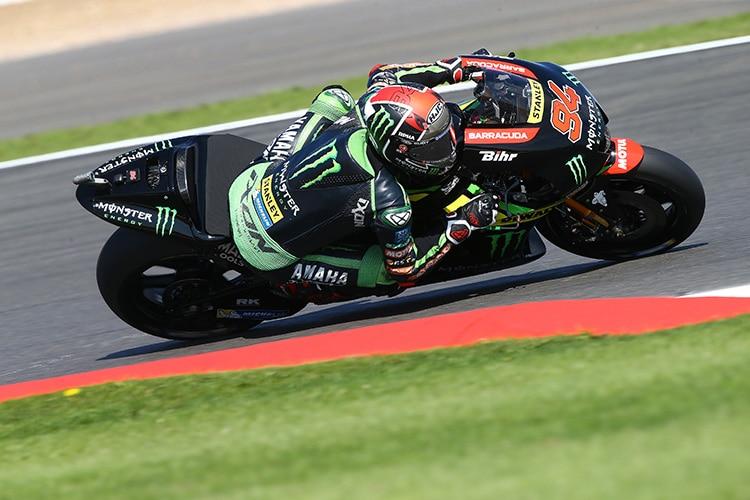 Deutscher MotoGP-Pilot nach brutalem Sturz in Klinik