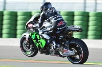 Scott Redding beim November-Test in Valencia