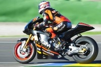 Colin Edwards beim November-Test in Valencia auf der FTR-Yamaha