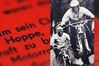Heinz Hoppe, häufg im Schlepptau von Paul Friedrichs