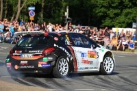 Philipp Knof zum dritten Mal im Peugeot 208 T16