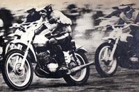 Paul Friedrichs (#1) und Heinz Hoppe (#2) im Jahre 1972