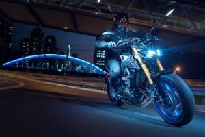 Yamaha MT-09 SP: The darker Side of Japan