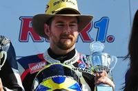 Damian Cudlin: Er fährt 2013 hauptberuflich für BMW die Superbike-IDM
