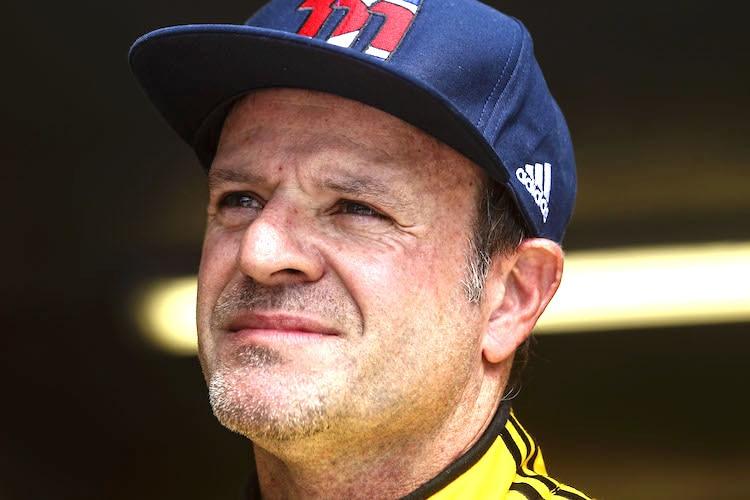 Formel 1: Schreck für Ex-Schumacher-Kollege Barrichello - Blutgefäß im Kopf entzündet