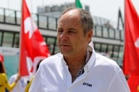 DTM-Chef Gerhard Berger