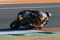 KTM-Neuling Aron Canet in Valencia