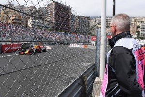 Ross Brawn beobachtet in Monaco Max Verstappen