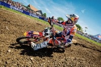Jeffrey Herlings in Möggers