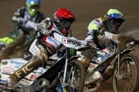Peter Kildemand (li.) und Chris Holder