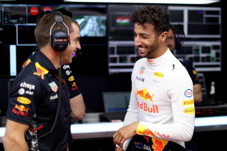 Formel 1: Vettel rast zu Ungarn-Poleposition