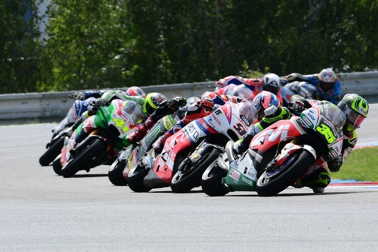 Cal Crutchlow (Honda): Doch ein Wirbel gebrochen/MotoGP SPEEDWEEK