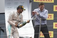 Lewis Hamilton und James Vowles