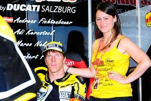 Andreas Fichtenbauer mit Freundin Sandra Wundsam