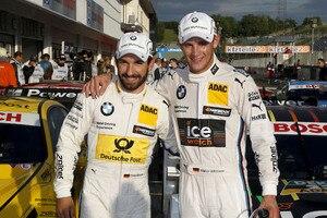 Timo Glock und Marco Wittmann