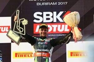 Jonathan Rea dominiert die Superbike-WM 2017