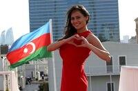 Freundlicher Empfang in Baku