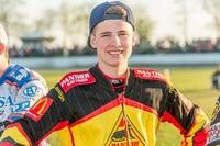 Youngster Lukas Fienhage (Bild) gewann an der Seite von Tobias Kroner