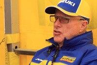 Sylvain Geboers ist Mann der ersten Stunde bei Suzuki und ist weiterhin im Werksteam aktiv