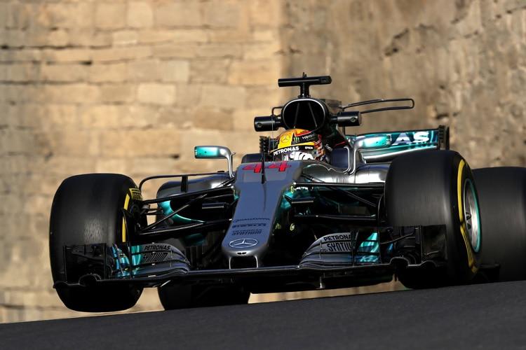 Ricciardo gewinnt Großen Preis von Aserbaidschan