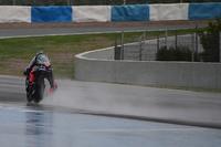 Francesco Bagnaia rückte in Jerez sogar im Regen aus