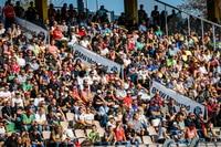 Die Zuschauer beim IDM-Finale 2016 in Hockenheim