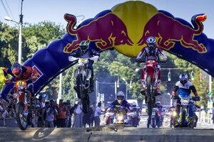 Vom 25. bis 29. Juli 2017 stehen die Red Bull Romaniacs an