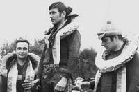 Erfolgs-Trio der 1970er Jahre: Helmut Schadenberg, Paul Friedrichs und Heinz Hoppe (v.l.n.r.)