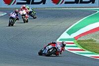Andrea Dovizioso siegte in Mugello für Ducati