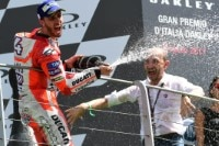Andrea Dovizioso siegte in Mugello und Barcelona